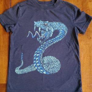 Rattlesnake SS Tee/ Small 6/7